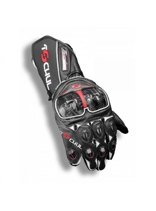 Мото-перчатки Tschul 250 черные